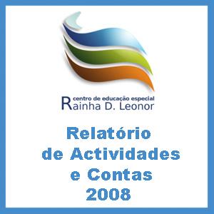 Clique aqui para fazer o download do Relatório de Actividades de 2008