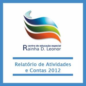 Clique aqui para fazer o download Relatório de Atividades e Contas 2012