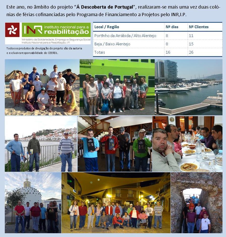 Conhecer as Regiões de Portugal 2015